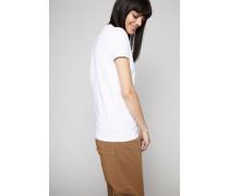 T-Shirt 'Eden' Bright White - 100% Baumwolle
