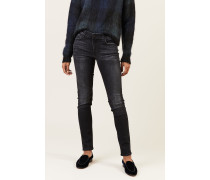 Jeans 'Pyper Slim Illusion Rock' Anthrazit