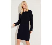 Cashmere-Kleid 'Mareen' Blau