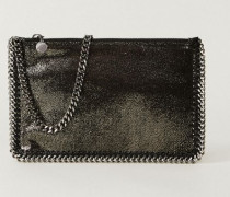 Tasche 'Purse Shiny Dotted' Ruthenium