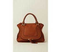 Handtasche 'Marcie Large' Braun