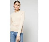 Cashmere-Pullover 'Solane' Nude - Cashmere