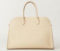 Handtasche 'Margaux' Beige - Leder