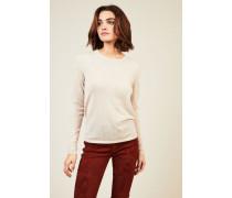 Cashmere-Pullover 'Riverstone' Beige - Cashmere