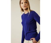 Cashmere-Pullover 'Riverstone' Royalblau - Cashmere