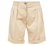 Bermuda-Shorts Beige