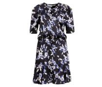 Kleid in Midi Länge 'Camillie' Schwarz