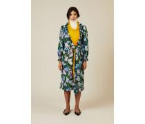 Kleid mit Blumenprint Multi