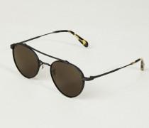 Sonnenbrille 'Watts Sun' Schwarz