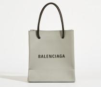 Handtasche 'Shopper Small' Grau