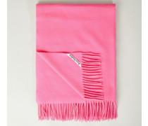 Klassischer Wollschal 'Canada New' Pink