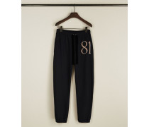 Sweatpants 'Pavi' Marineblau