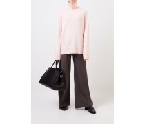 Woll-Cashmere-Pullover 'Milina' Rosé