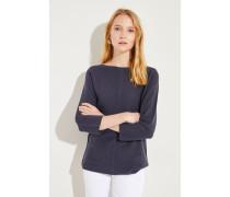 Baumwoll-Pullover Grau