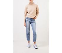 Jeans 'The Tomcat Jean' im Used-Look Hellblau