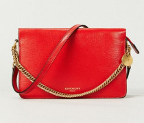 Handtasche 'Cross 3' Rot - Leder