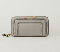 Portemonnaie 'Marcie' Cashmere Grey - Leder