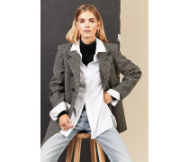 Glancheck Wollblazer Multi 94% Wolle - 5% Elasthan - 1% Sonstige Fasern Futter: -