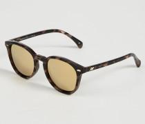 Sonnenbrille 'Bandwagon X Lumir' Volcanic Tort