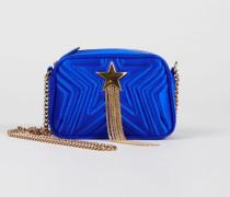 Schultertasche 'Stella Star' Kobaltblau