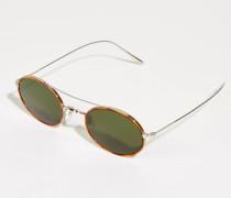 Sonnenbrille 'Shai' Cognac/