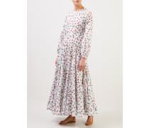 Langes Kleid 'Pip' mit Blumenprint Multi