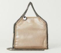Mini-Tasche 'Tiny Bella Shiny' Beige