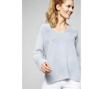 Cashmere-Pullover 'Golda' Dust - Cashmere