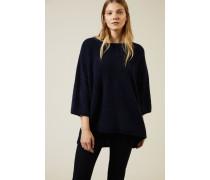 Cashmere Pullover 'Somerset' Marineblau - Cashmere