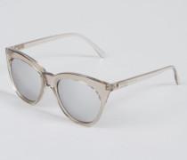 Sonnenbrille 'Halfmoon Magic' Stone/Silver