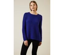 Cashmere Pullover 'Santorin' Royalblau - Cashmere