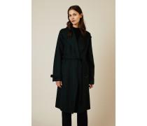Woll-Cashmere Mantel 'New Lima'Grün