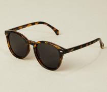Sonnenbrille 'Bandwagonle' Braun