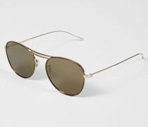 Sonnenbrille 'Cade' Gold