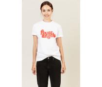 T-Shirt 'Harris' Weiß - 100% Baumwolle