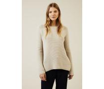 Cashmere Pullover 'Santorin' Beige - Cashmere