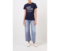 T-Shirt 'Palais Royal' Marineblau