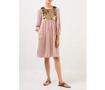 Kleid 'Summer Hype Stripe' mit Wendepailletten