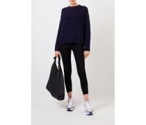 Cashmere-Pullover 'Imagine' Marineblau