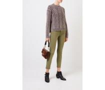 Skinny Jeans 'The Prima' Oliv