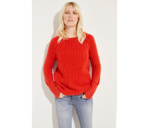 Cashmere-Pullover 'Magdalena' Rot