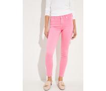 Skinny Jeans 'The Skinny Crop' Pink