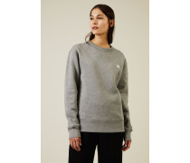 Sweatshirt 'Fairview Face' Light Grey Melange