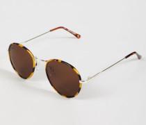 Sonnenbrille 'Zephyr' Tortoise/Brown