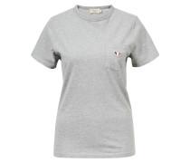 T-Shirt 'Tricolor Fox Patch'