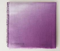 Cashmere Tuch 'Liz' Flieder/Violett
