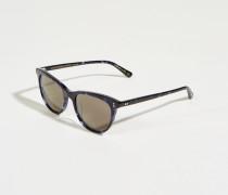 Sonnenbrille 'Jardinette' Blau