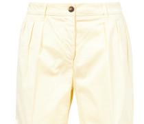 Bermuda-Shorts Gelb
