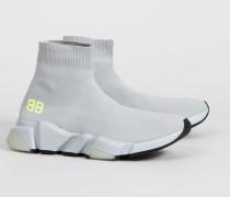Sneaker 'Speed' Grau