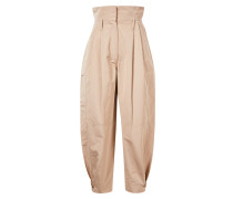 Highwaist Military Hose Beige